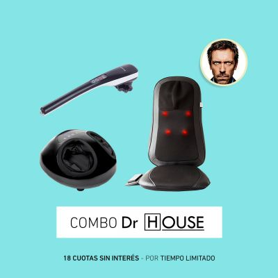 Combo Dr. House