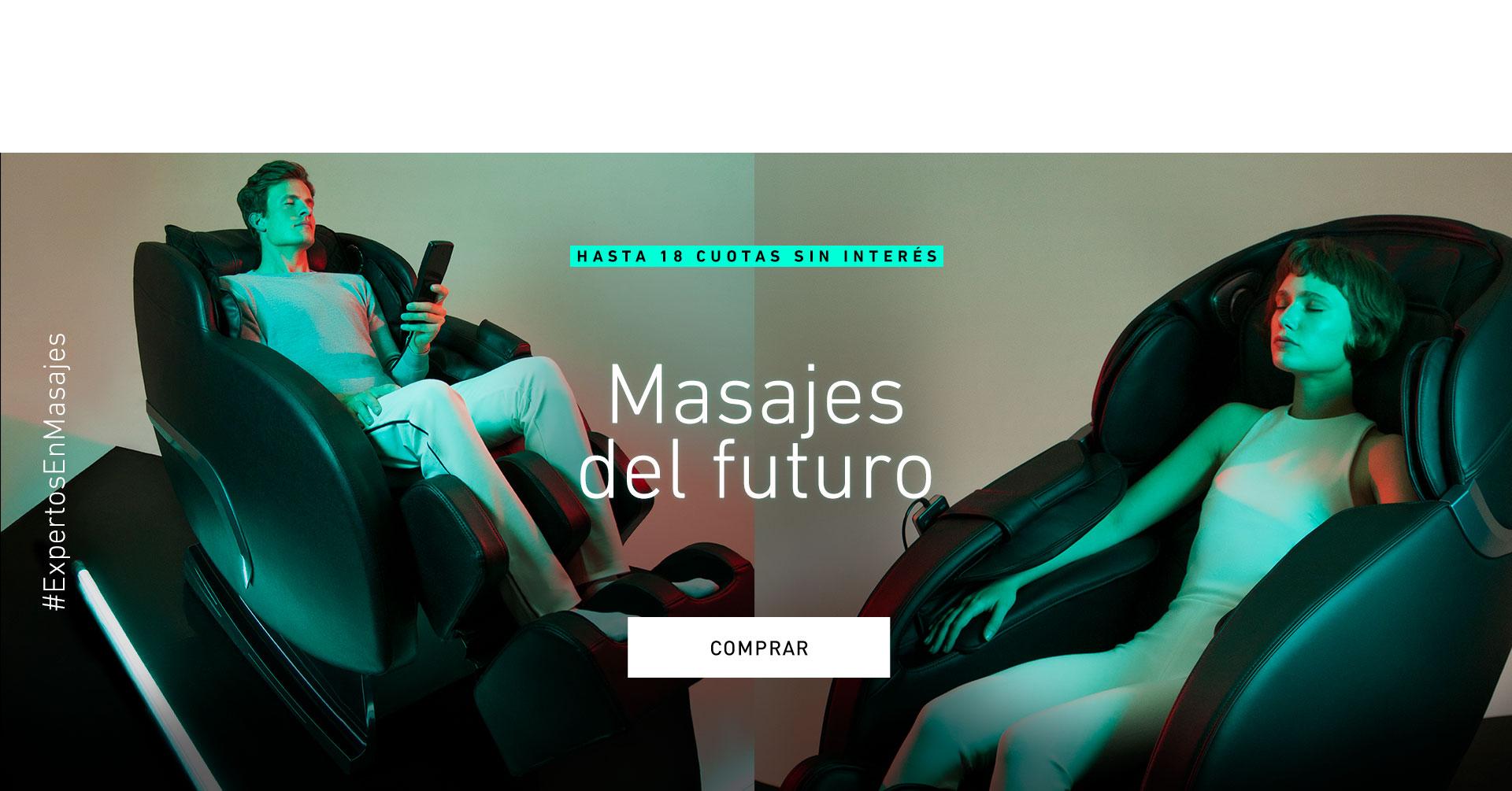 Masajes del futuro